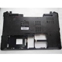 Нижняя часть корпуса Packard Bell MS2300 с разбора