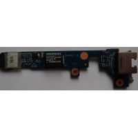 Сетевой разъем Packard Bell MS2300 с разбора