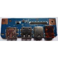 Плата USB Audio Packard Bell MS2300 с разбора