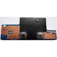 Плата с кнопками управления Packard Bell MS2300 с разбора