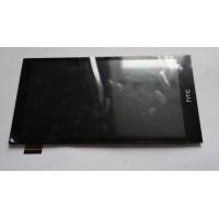 Дисплей HTC Desire 620G + тачскрин черный