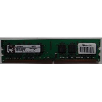 Оперативная память для компьютера DDR2 1GB Kingston KVR667D2N5