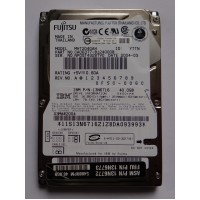 Жесткий диск 40GB Fujitsu MHT2040AH HDD IDE с разбора