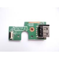 Плата USB Lenovo B590 c разбора