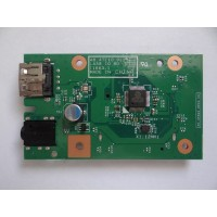 Плата USB Audio Cardreader Lenovo B590 c разбора
