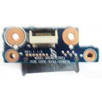 Плата подключения оптического привода SATA Samsung NP-R540 с разбора