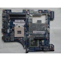 Материнская плата Lenovo G580 LA-7988P c разбора рабочая