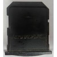 Заглушка картридера Lenovo G580 c разбора