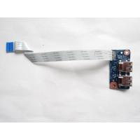 Плата USB HP 250 G3 HP Pavilion 15-R055SR с разбора