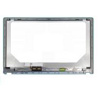 "Матрица для ноутбука 15.6"" 1366x768 30 pin SLIM LED ASSY V5-571 глянцевая с тачкрином с рамкой"
