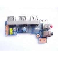 Плата USB Audio Sony PCG-61611V с разбора