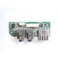 Плата USB Audio DNS C5501Q с разбора