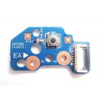 Плата кнопки включения Packard Bell MS2384 с разбора