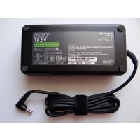 Блок питания Sony 19.5V 7.7A (разъем 6.5x4.4) оригинал с иглой