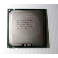 Процессор Intel Pentium E6500 Wolfdale (2.93GHz, LGA775, L2 2048Kb, 1066MHz) с разбора
