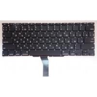 Клавиатура Apple A1370 A1465 RU черная плоский Enter
