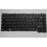 Клавиатура Toshiba A200 A300 L450 M300 черная ver.2
