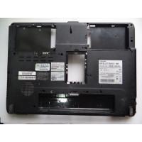 Нижняя часть корпуса Toshiba A210-19B с разбора