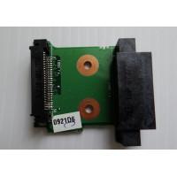 Плата подключения оптического привода RoverBook V750 WH с разбора