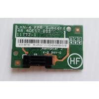 Плата FingerPrint Lenovo Thinkpad X1 Carbon с разбора