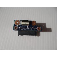 Плата подключения оптического привода SATA Samsung NP-R580H с разбора