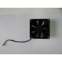 Вентилятор Jamicon JF0825S1M-00 12В 80х80х25мм с разбора