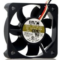 Кулер AVC C5010B12EV DC12V 0.08A 3pin с разбора