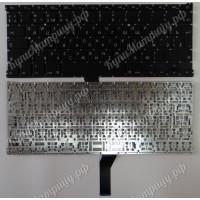 Клавиатура Apple A1369 A1466 черная с подсветкой большой Enter