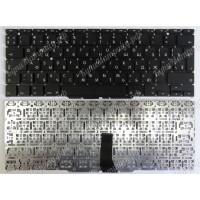 Клавиатура Apple A1370 A1465 RU черная большой enter с подсветкой