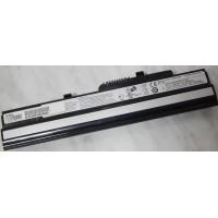 Аккумулятор MSI U90 U100 U110 U115 U120 U123 U125 U130 U150 U200 11.1V 2200mAh оригинал с разбора
