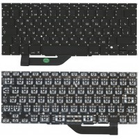 Клавиатура Apple A1398 RU черная большой Enter