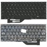 Клавиатура Apple A1398 RU черная плоский Enter