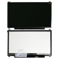 "Матрица для ноутбука 13.3"" 1366x768 30 pin SLIM HB133WX1-402 крепления сверху снизу матовая"