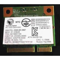 Wi-Fi модуль Acer 7750ZG-B943G32Mnkk с разбора