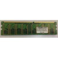 Оперативная память для компьютера DDR1 256MB TwinMOS PC3200 CL2.5