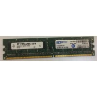 Оперативная память для компьютера DDR2 1GB Spectek PC2-5300 DIMM 667