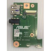Плата USB Audio ASUS X553MA с разбора