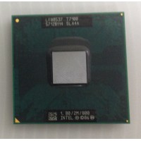 Процессор Socket P (PBGA479, PPGA478) Intel Core 2 Duo T7100  SLA4A 1.8 ГГц с разбора