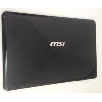 Крышка матрицы MSI U210 с разбора