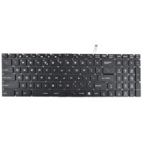 Клавиатура MSI GS60 GS70 GP62 GL72 GE72 GT72 черная без рамки с подсветкой