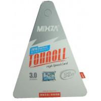 Карта памяти microSD 32gb Mixza class 10
