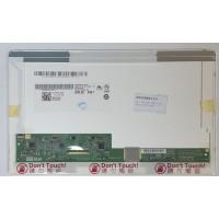 "Матрица для ноутбука 10.1"" 1024x600 40 pin LED B101AW03 V.1 слева внизу матовая"