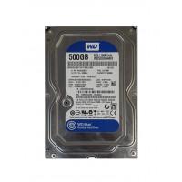 Жесткий диск WD Blue 500GB WD5000AAKX с разбора