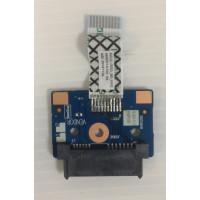 Плата подключения оптического привода LENOVO G50-45 с разбора
