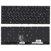 Клавиатура Lenovo 910 910-13ISK 910-13IKB черная с подсветкой