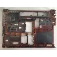 Нижняя часть корпуса HP DV5-1000 с разбора
