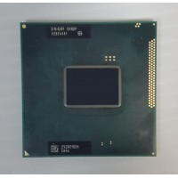 Процессор Socket G2 (rPGA988B) Intel Core i3-2370M SR0DP 2.40ГГц с разбора