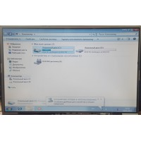 "Матрица для ноутбука 15.4"" 1280x800 30 pin CCFL B154EW02 V.3 глянцевая с разбора"