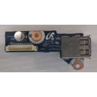 Плата USB Samsung NP-R525-JS03RU с разбора