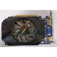 Видеокарта GIGABYTE GeForce GT 630 GV-N630-2GI 3pin с разбора донор
